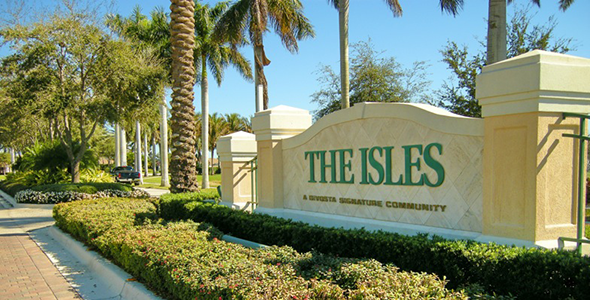 Built In 2004/2005, The Isles Is A DiVosta Signature Community In The Heart  Of Palm Beach Gardens, Just North Of PGA Blvd And Military Trail, Minutes  To The ...